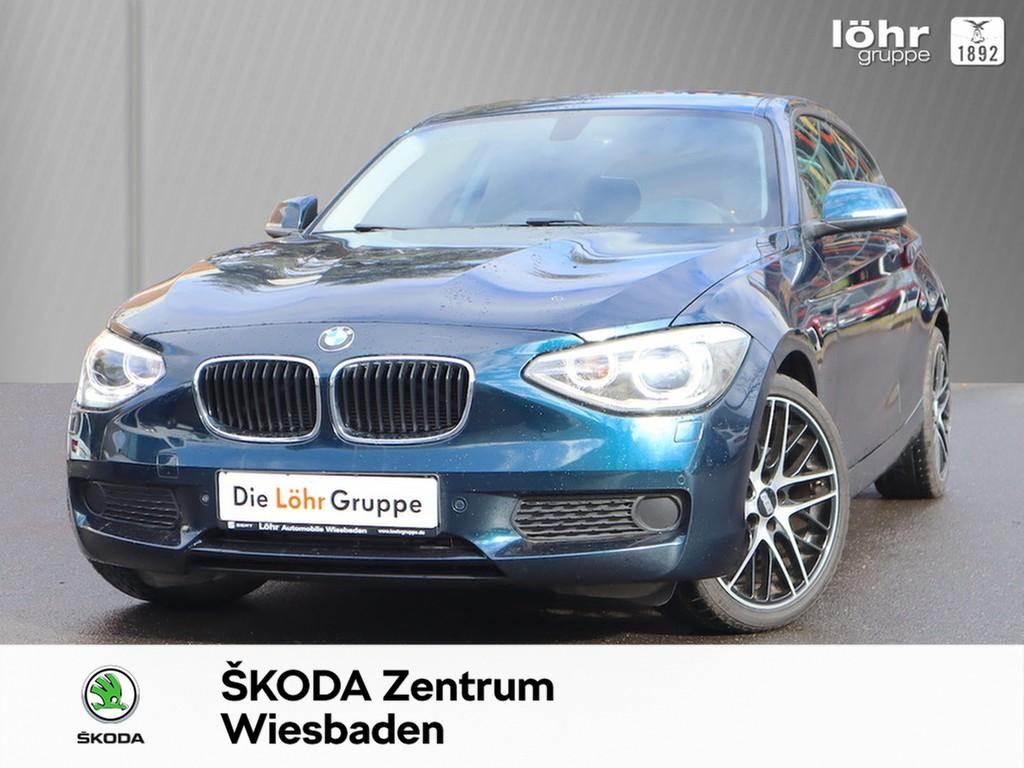 BMW 1er - 116 i (F20/F21) LimS3 (Euro 6), Jahr 2014, Benzin