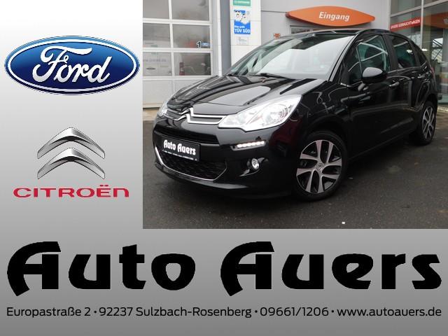 Citroën C3 PureTech Selection #Navi #Klima #Sitzheizung, Jahr 2016, Benzin