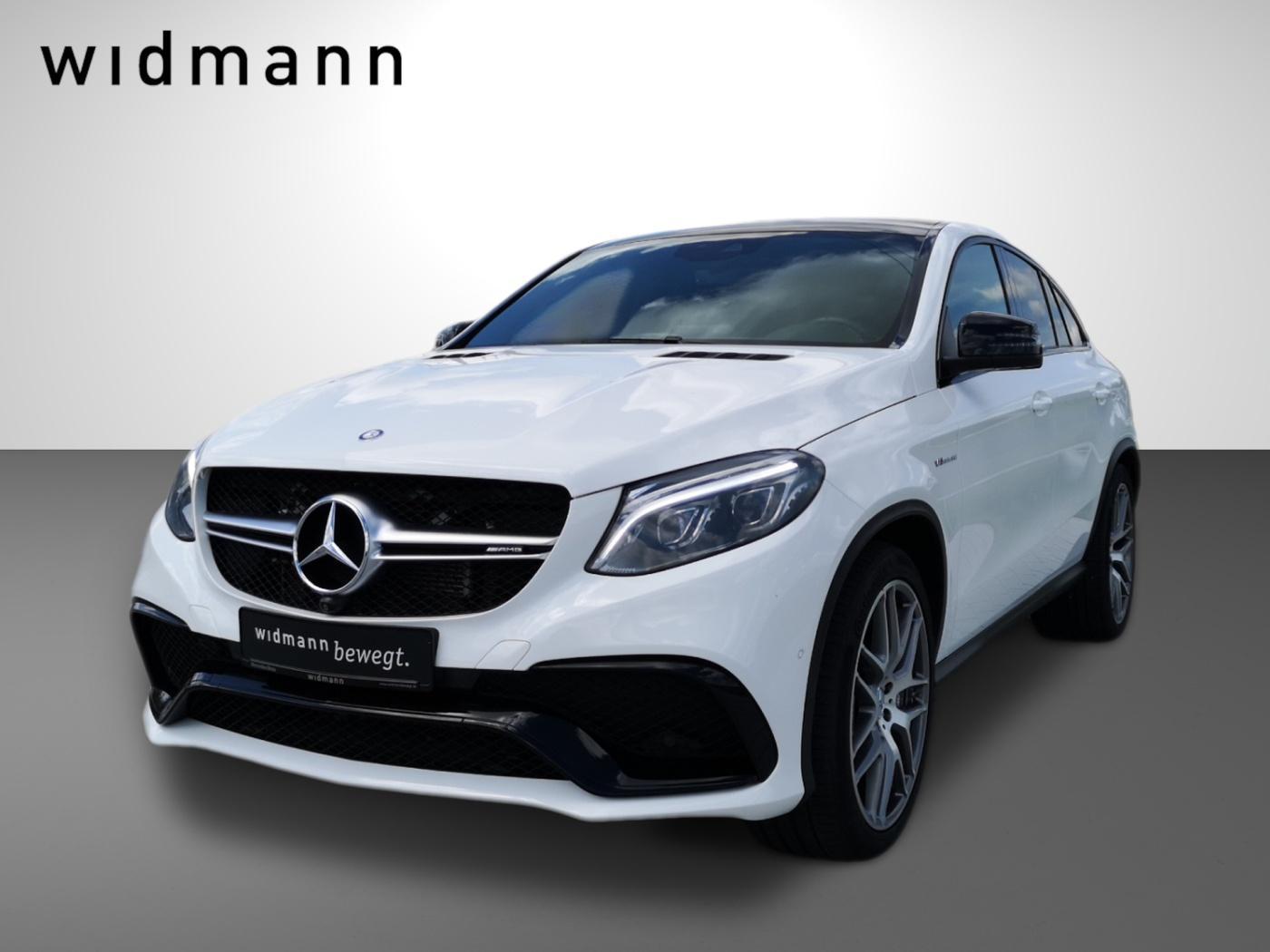 Mercedes-Benz GLE 63 AMG 4M Coupé *Comand*Night*ILS*Pano*360°*, Jahr 2017, Benzin