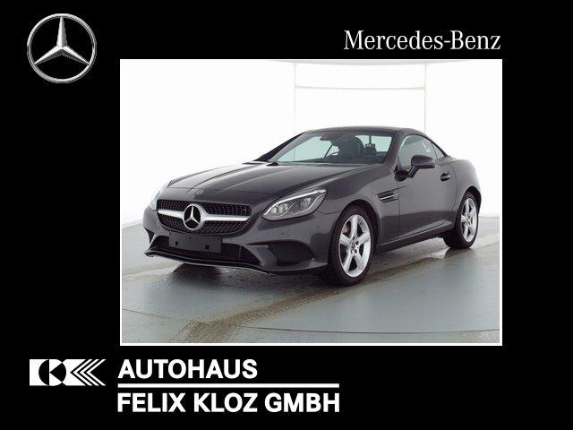 Mercedes-Benz SLC 200*Navi*Totwinkel*LED*PDC*Sitzheiz*AIRCAP, Jahr 2020, Benzin