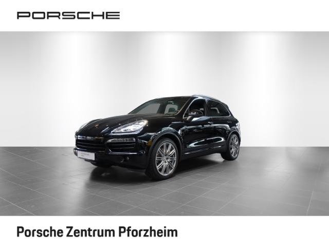 Porsche Cayenne Diesel, Jahr 2012, diesel
