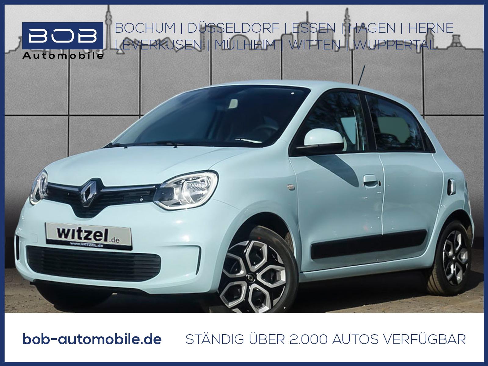 Renault Twingo LIMITED SCe 75 KLIMA BT EASY LINK, Jahr 2020, Benzin