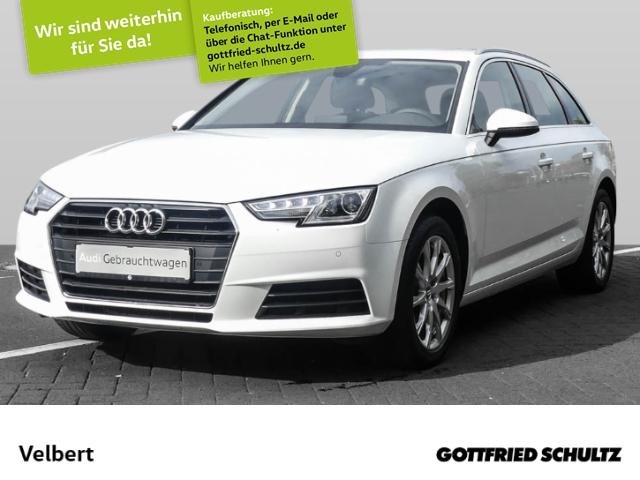 Audi A4 AVANT 2.0 TDI S-TRONIC NAVI PDC SHZ, Jahr 2017, Diesel