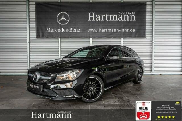 "Mercedes-Benz CLA 200 d SB 18"" AMG LMR Navi Memory SHZ AHK, Jahr 2017, Diesel"