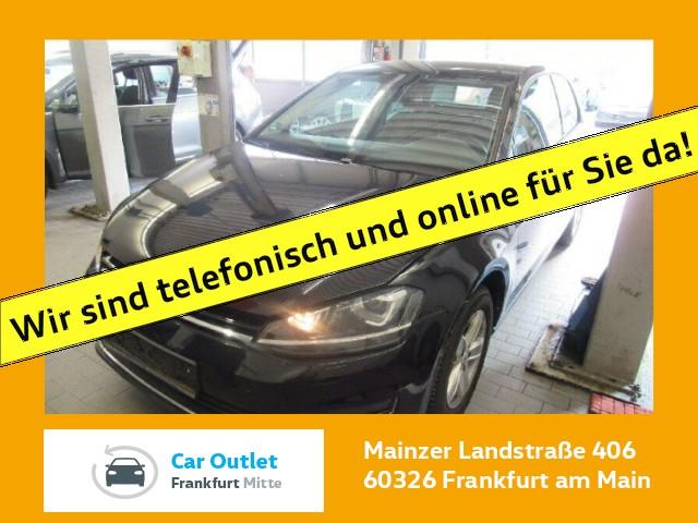 Volkswagen Golf VII 1.2 TSI Allstar Navi Klima Parklenkassistent Bi-Xenon-Scheinwerfer Golf 1,2 CLBM 81 TSI M6F, Jahr 2017, Benzin