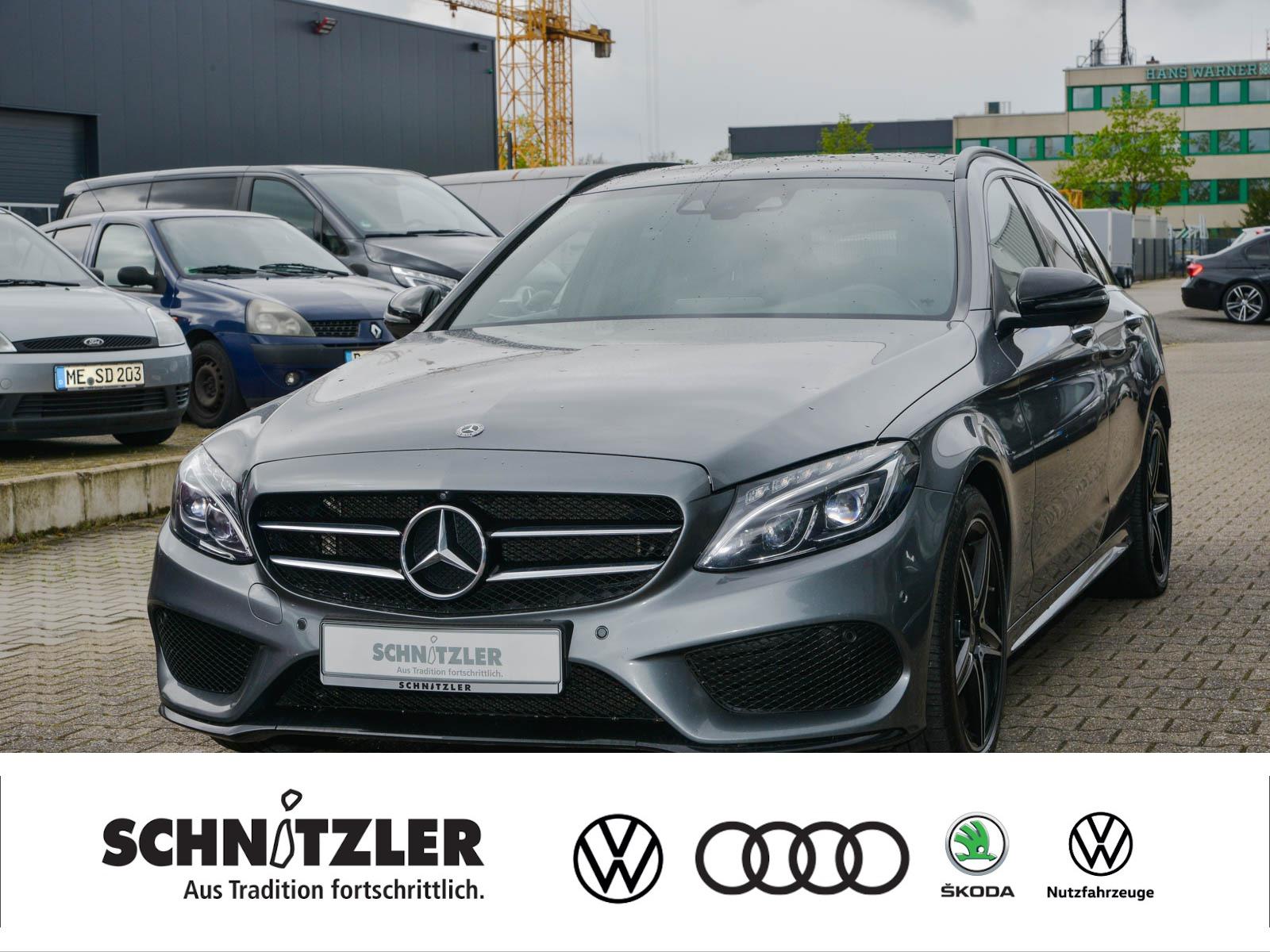 Mercedes-Benz C 250d T 4Matic Edition C Standheizung/Panorama/+++, Jahr 2017, Diesel