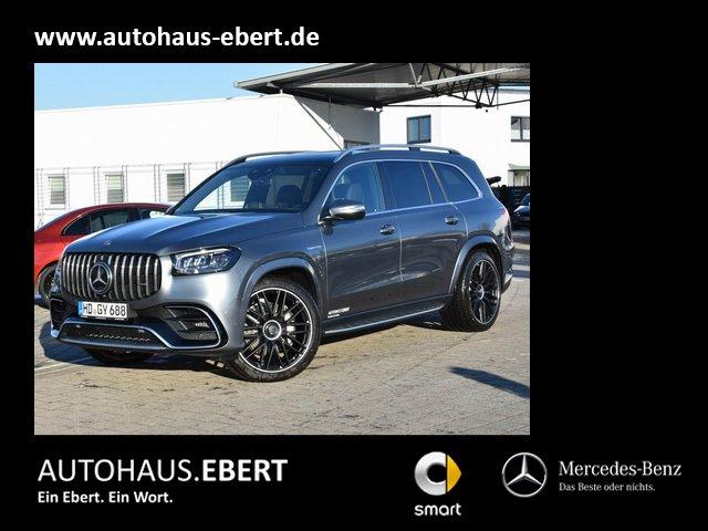 Mercedes-Benz Mercedes-AMG GLS 63 4MATIC+, Jahr 2021, Benzin