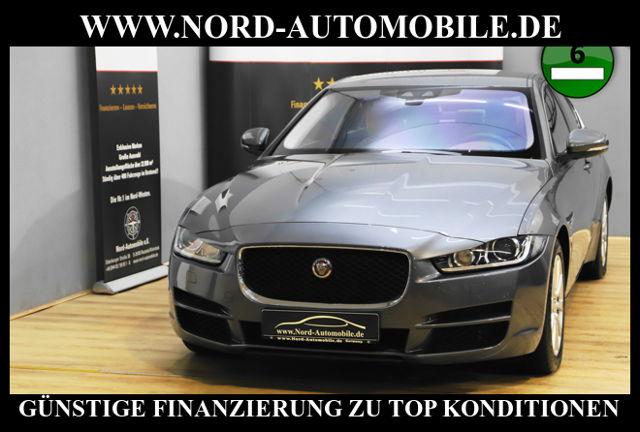 Jaguar XE 20D Prestige Automatik*Leder*Navi*Bi-Xenon* P, Jahr 2016, Diesel