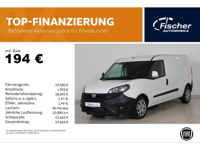 Fiat Doblo finanzieren