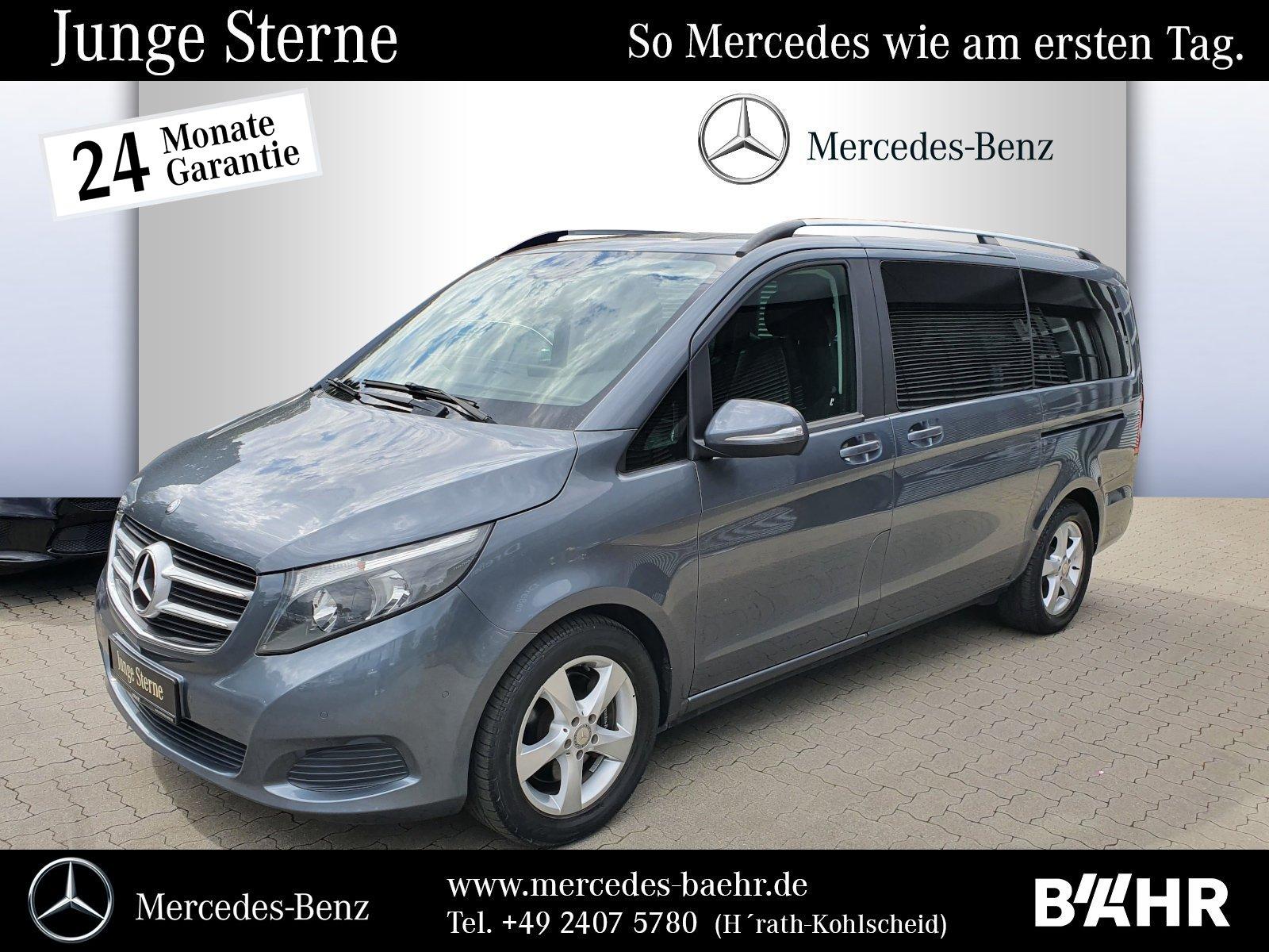 "Mercedes-Benz V 220 CDI Lang Sport-Paket/Navi/RFK/AHK/LMR-17"", Jahr 2015, diesel"