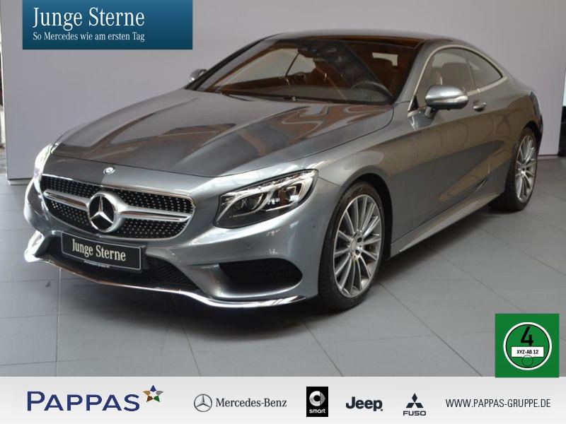 Mercedes-Benz S 400 4MATIC AMG Line, Jahr 2016, petrol