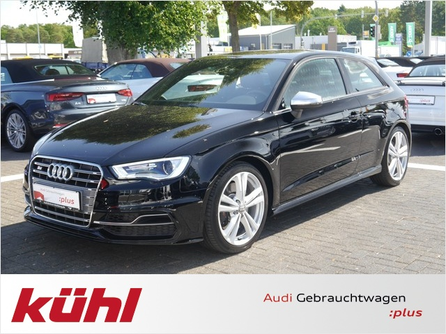 Audi S3 2.0 TFSI quattro Xenon Klima el. Fenster, Jahr 2013, petrol