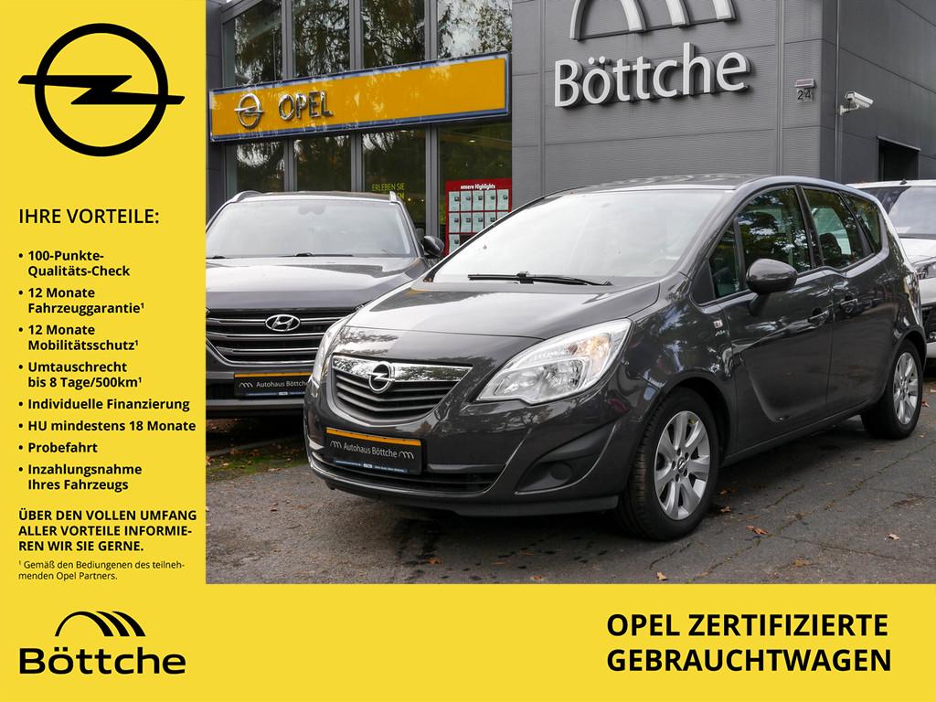 Opel Meriva 1.4 Active, Jahr 2013, Benzin