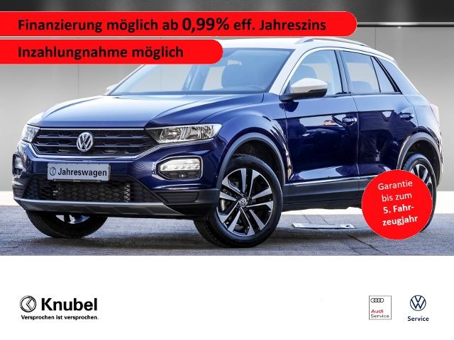 Volkswagen T-Roc IQ.DRIVE 1.6 TDI*AHK*Standhzg*Nav*SHZ*Gara, Jahr 2019, Diesel