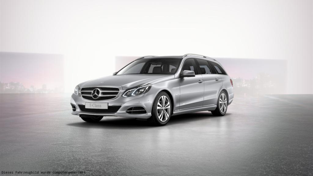 Mercedes-Benz E 200 T-Modell Avantgarde/LED/Navi/Schiebedach, Jahr 2015, Benzin