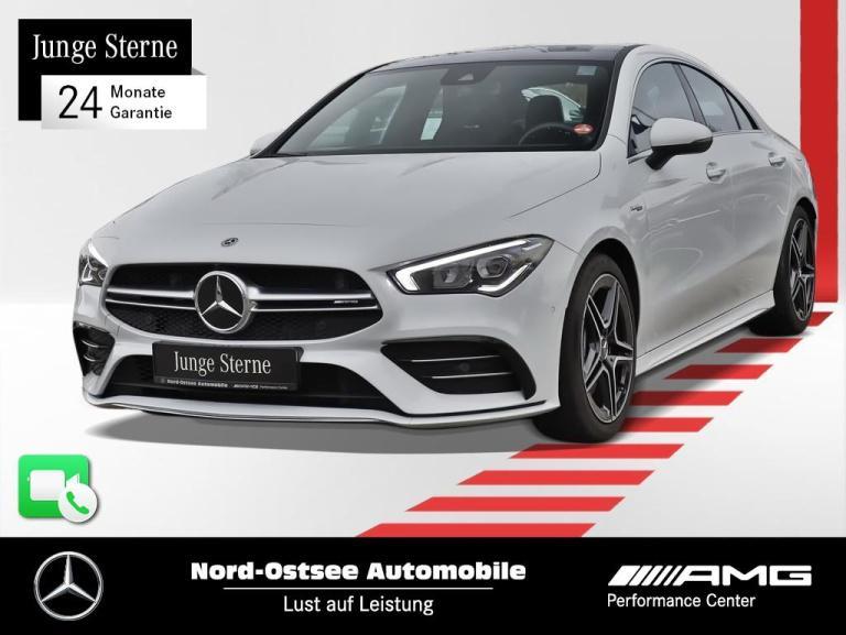 Mercedes-Benz CLA 35 AMG 4M Navi Kamera Pano PDC LED Sitzh., Jahr 2020, Benzin