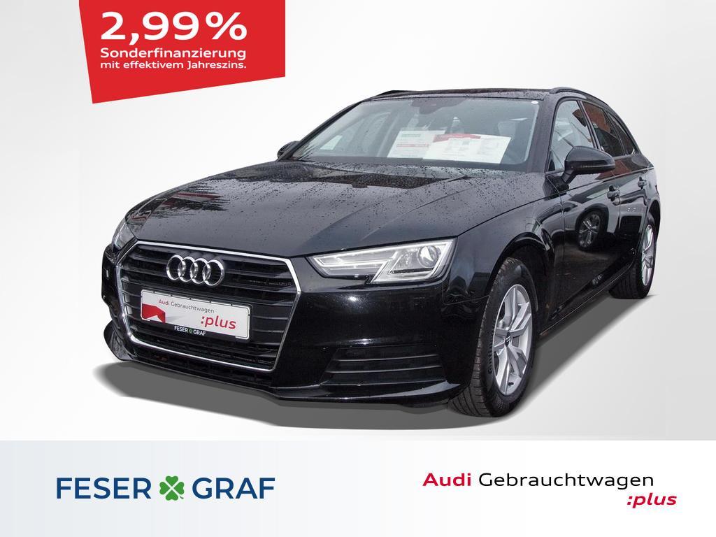 Audi A4 Avant 2.0 TDI Navi/Xenon/Klima/PDC/connect, Jahr 2016, Diesel