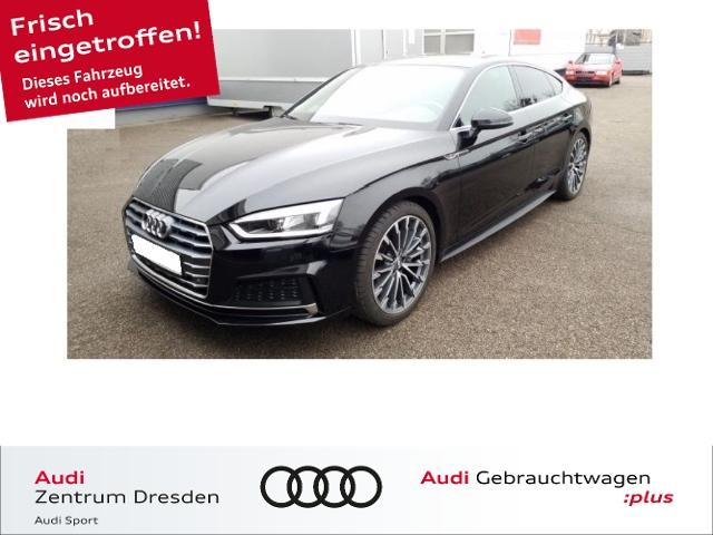 Audi A5 Sportback 2.0TDi quattro S line/ Matrix LED, Jahr 2018, Diesel