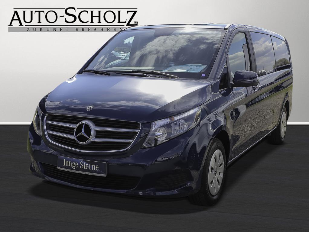 Mercedes-Benz V 200 d extralang 8-sitzer+Schaltgetriebe, Jahr 2019, Diesel