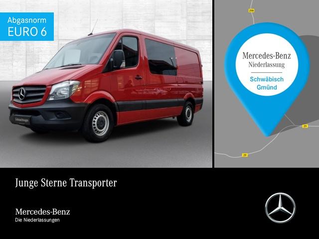 Mercedes-Benz Sprinter 316 BlueTEC Kasten Standard EURO 6, Jahr 2017, Diesel