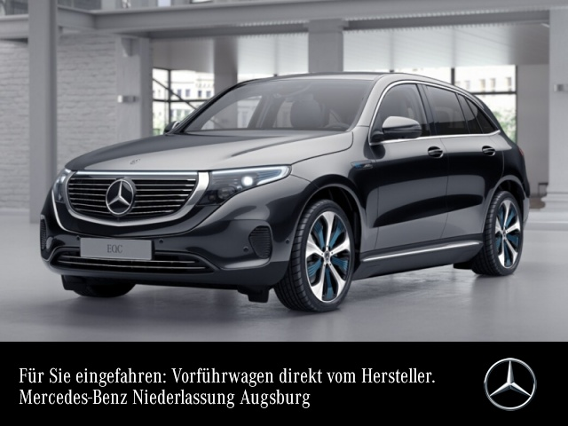 Mercedes-Benz EQC 400 4MATIC 360° Multibeam Distr. PTS Easy, Jahr 2019, electric