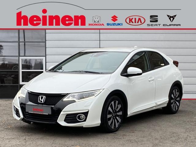 Honda Civic 1.8 ELEGANCE SITZHEIZUNG KAMERA, Jahr 2015, Benzin