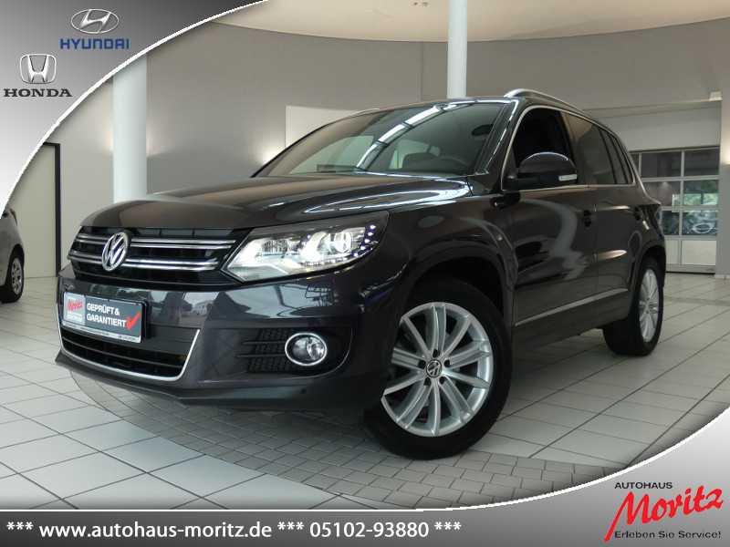 Volkswagen Tiguan 1.4 TSI Lounge Sport & Style *PANO*NAVI*DYNAUDIO*, Jahr 2015, Benzin