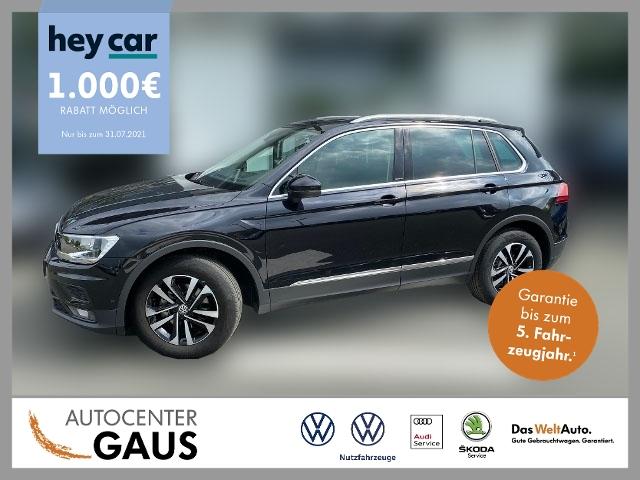 Volkswagen Tiguan IQ.Drive 2.0 TDI AHK Navi Pano ACC, Jahr 2020, Diesel