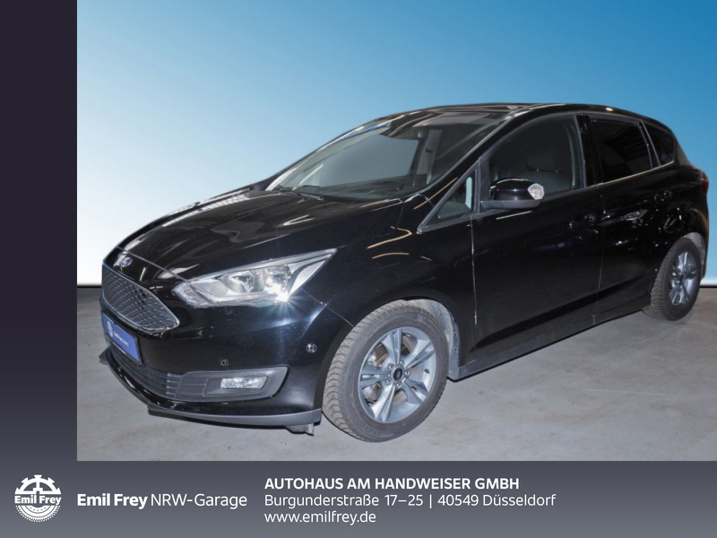 Ford C-Max COOL&CONNECT 1.0 EcoBoost, Jahr 2019, Benzin