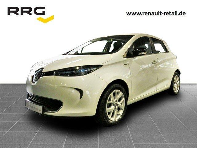 Renault Zoe Life Z.E. 40 incl. Batterie!!!, Jahr 2019, Elektro