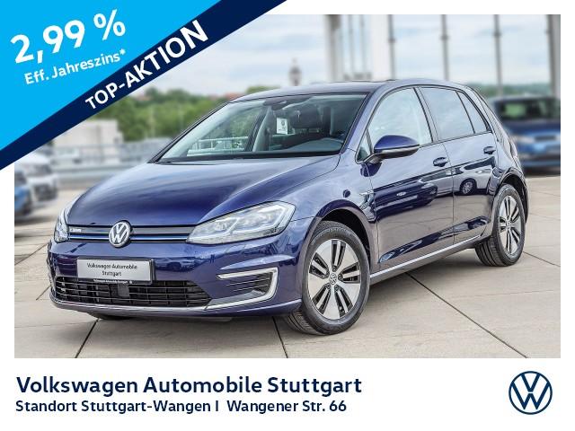 Volkswagen Golf VII e-GOLF DSG Navi ACC Kamera, Jahr 2019, Elektro