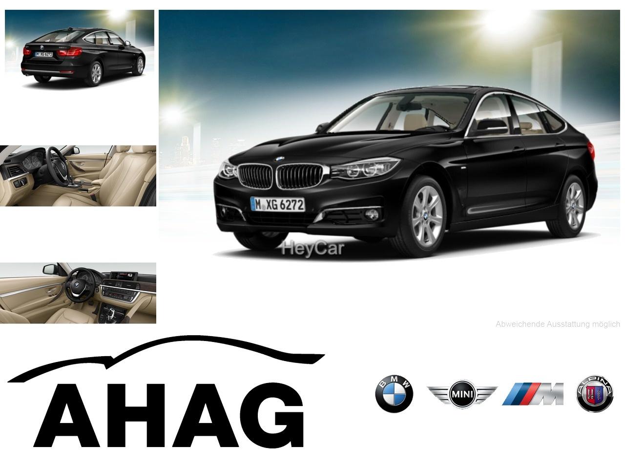BMW 320 Gran Turismo GT Luxury Line Navi Aut. Leder, Jahr 2015, Diesel