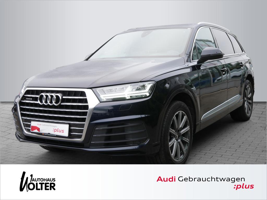 Audi Q7 3.0 TDI quattro, Jahr 2017, Diesel