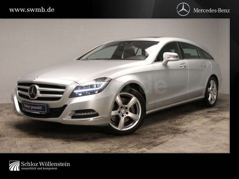 Mercedes-Benz CLS 350 CDI SB Sportpaket/Sitzklima/Burmester, Jahr 2013, Diesel