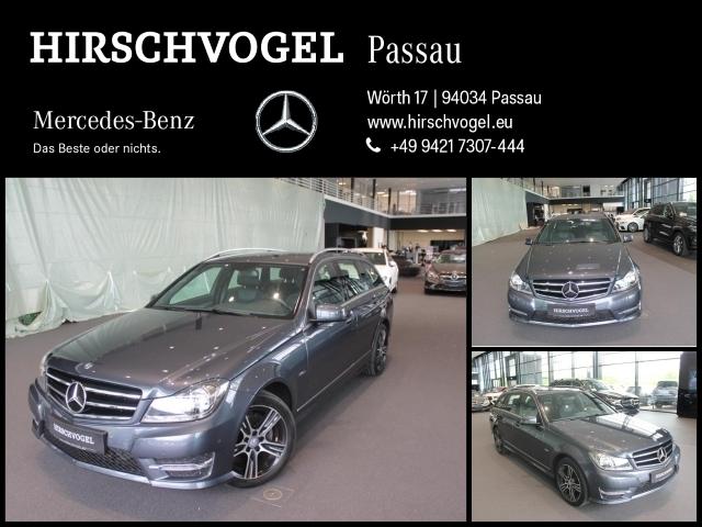 Mercedes-Benz C 180 EDITION C+AMG-Styling+AVANTGARDE+PDC+SHZ, Jahr 2013, Benzin