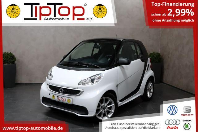 smart ForTwo Aut. coupe pulse Leder Navi Pano-Dach Shz, Jahr 2013, Benzin