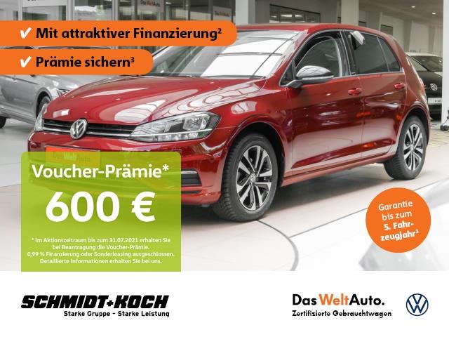Volkswagen Golf VII 1.0 TSI BMT OPF IQ.DRIVE ACC, Navi, Jahr 2020, Benzin