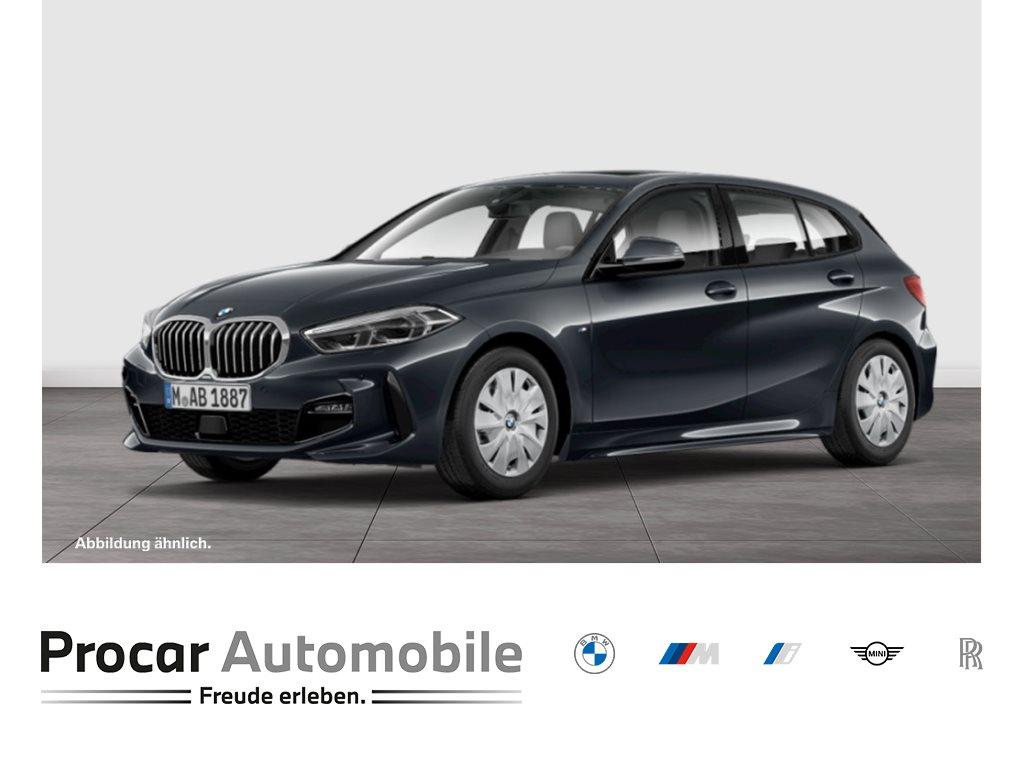 BMW 118i /5 M Sport HiFi DAB LED Pano Shz, Jahr 2020, Benzin