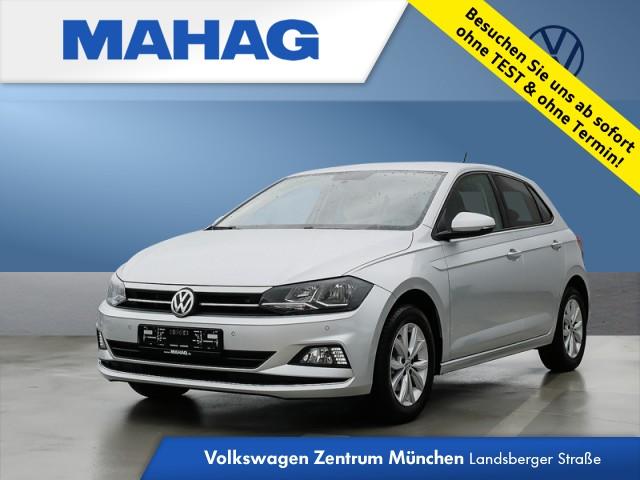 Volkswagen Polo Highline 6-Gang Schaltgetriebe, Jahr 2018, Benzin