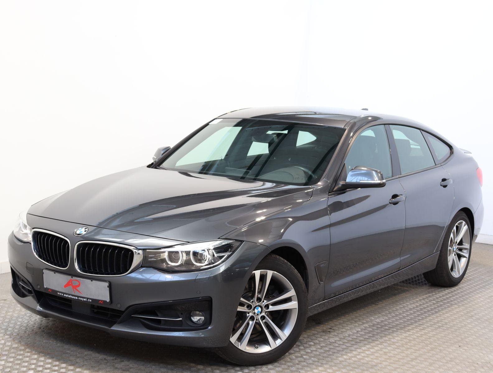 BMW 325 Gran Turismo d M LENKRAD ACC,NAVIPROF,AHK,SH, Jahr 2017, Diesel