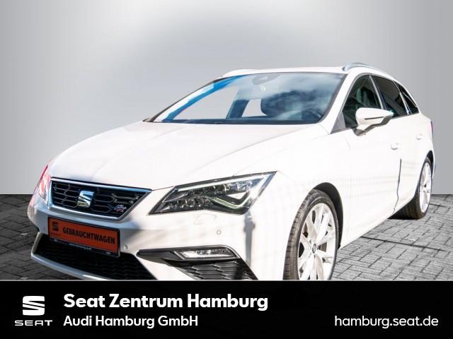 Seat Leon ST 2,0 TDI FR DSG PANO LED SITZHZG, Jahr 2017, Diesel