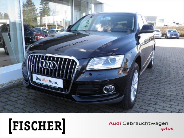 Audi Q5 2.0TDI Quattro Xenon AHK, Jahr 2013, Diesel