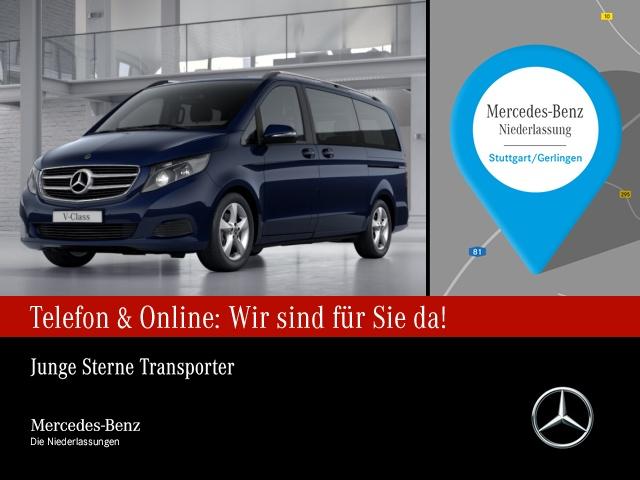 Mercedes-Benz V 220 d Lang Park-Ass. Kamera Navi Spiegelpaket, Jahr 2019, Diesel