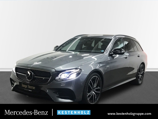Mercedes-Benz E 53 4MATIC T-Modell Sportpaket Bluetooth Navi LED, Jahr 2019, Benzin