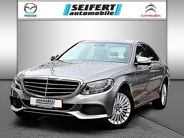 Mercedes-Benz C 180 Lim. Exclusive Automatik, Jahr 2014, Benzin