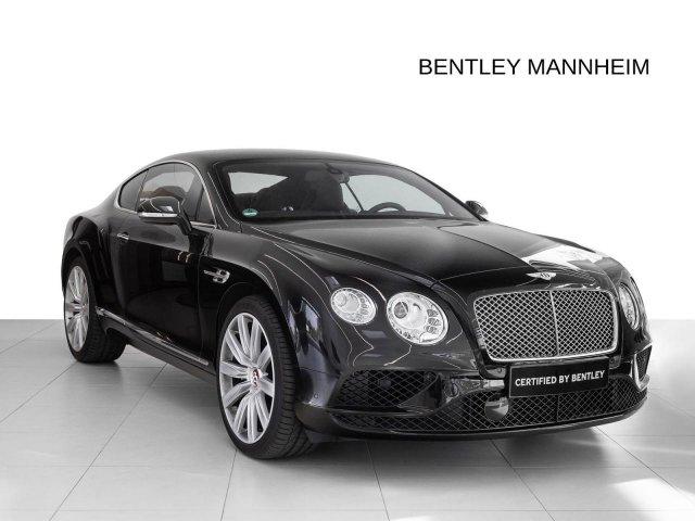 Bentley Continental GT V8 MY16 von BENTLEY MANNHEIM Navi, Jahr 2016, Benzin
