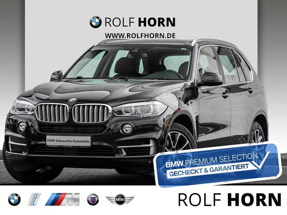 BMW X5 xDrive40e Navi AHK RKam Xenon HeadUp Panodach, Jahr 2015, Hybrid