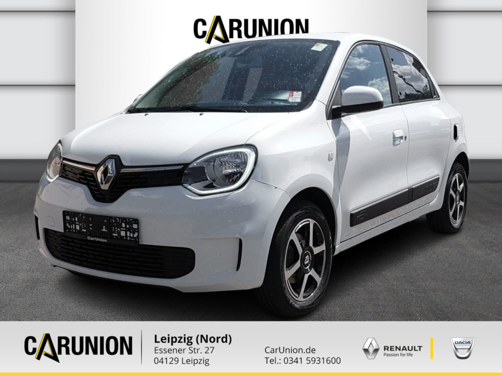 Renault Twingo LIMITED SCe 75 Start & Stop, Jahr 2020, Benzin