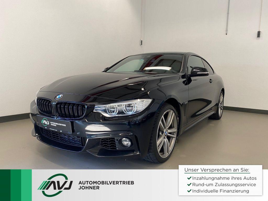 BMW 435d Coupe xDrive Aut. | M-Sport | LED | HUD, Jahr 2014, Diesel