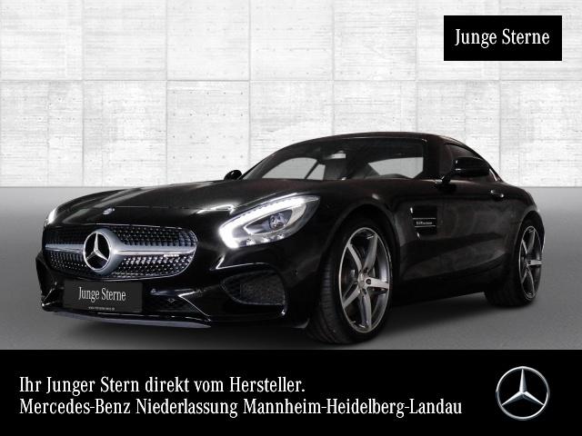 Mercedes-Benz AMG GT PerfAbGas COMAND Burmester Memory Pano, Jahr 2017, Benzin